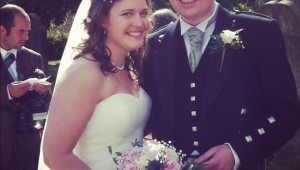 Mr and Mrs Robertson