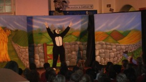 Welcome to our pantomime