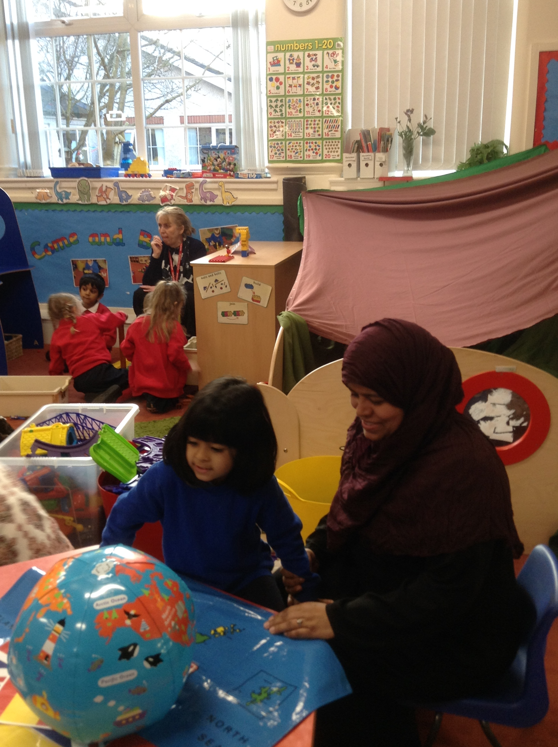 stay and play in early years