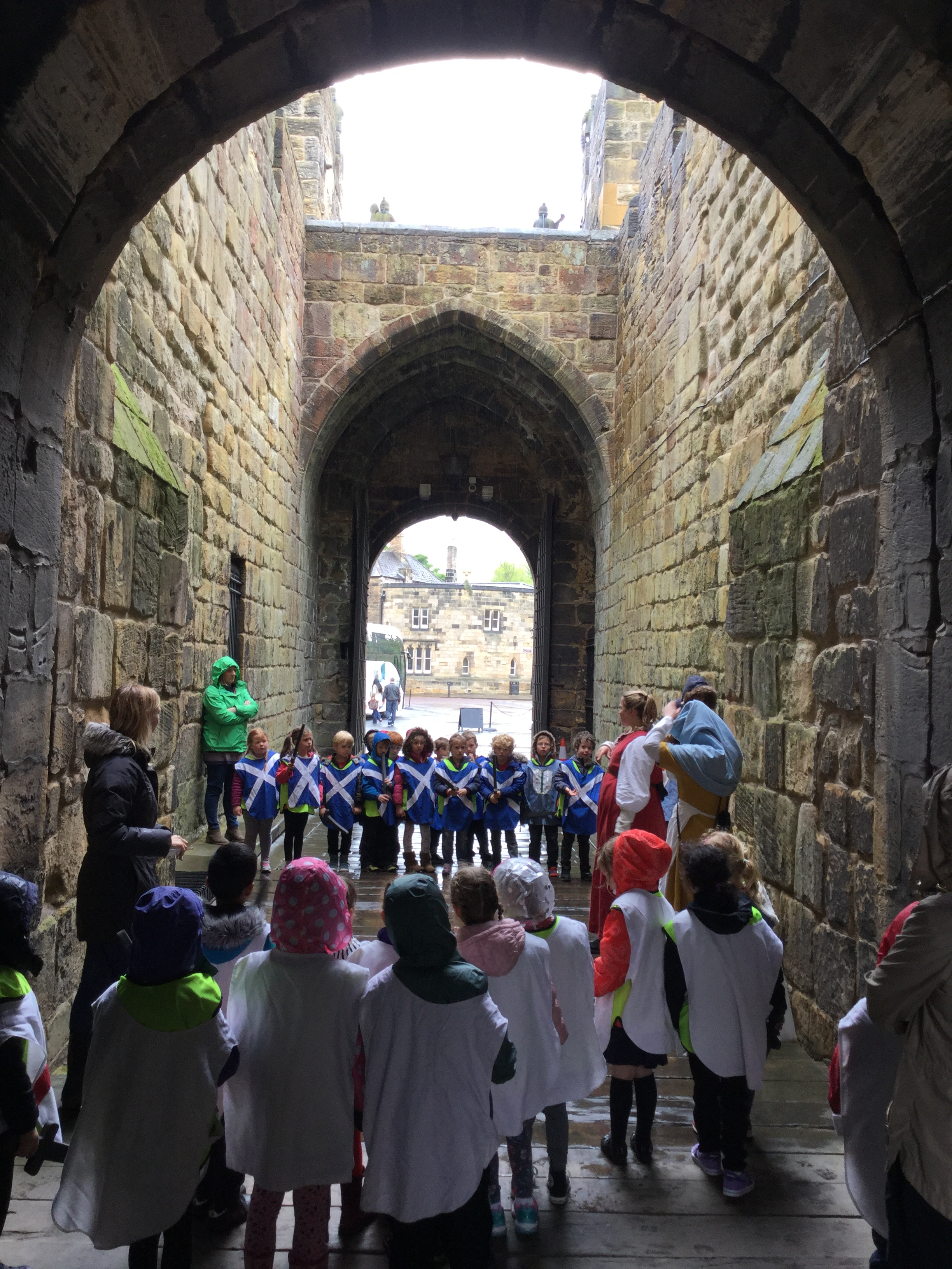 Were Going To Be Seeing Some Really >> Our Amazing Alnwick Castle Adventure! - Archibald First School