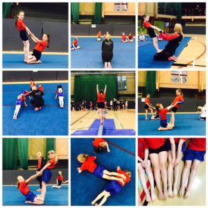 Key Step Gymnastics