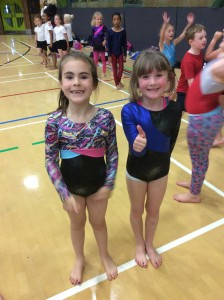 Key Step Gymnastics Competition