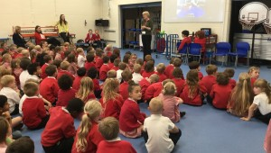 World cup assembly